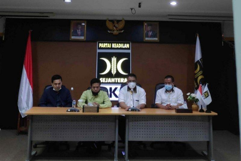 PKS beri dukungan ke Dadang-Syahrul Gunawan di Pilkada Kabupaten Bandung