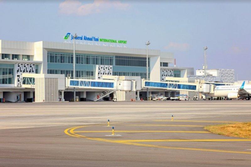 Trafik penumpang bandara AP I tumbuh 44,1persen