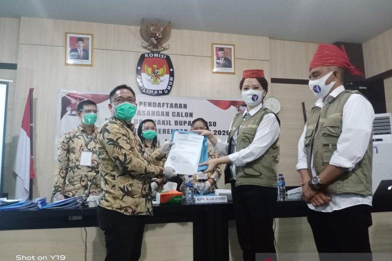 KPU Poso: Verna-Yasin Mangun sudah memenuhi syarat