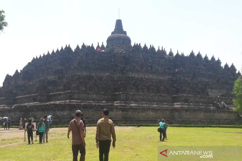 Pengelola Candi  Borobudur berharap kuota pengunjung dinaikkan