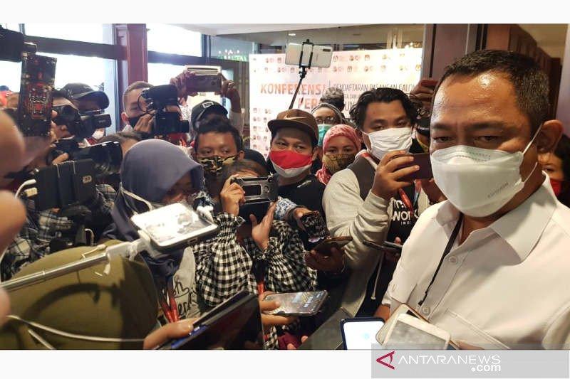 """Petahana Kota Semarang mengajak pendukung kampanye """"door to door"""""""