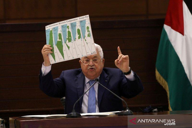Palestina isyaratkan pembatalan boikot politik usai beri selatan ke Biden