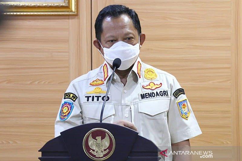 Timbulkan kerumunan massa saat pendaftaran Pilkada, Tito tegur Bupati Karawang