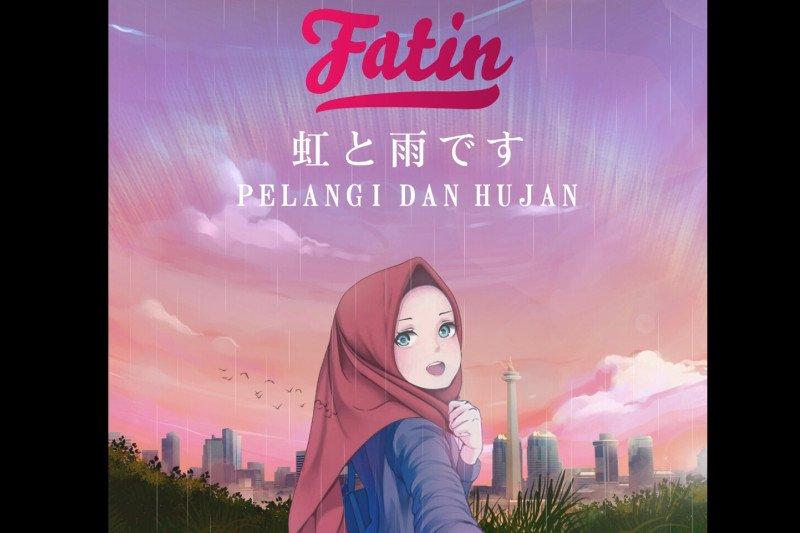 """Fatin merilis """"Pelangi dan Hujan"""" dengan aransemen city pop Jepang"""
