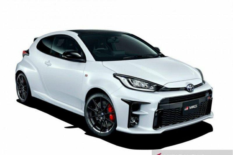 Tampilan Toyota All New Yaris GR, mulai dijual