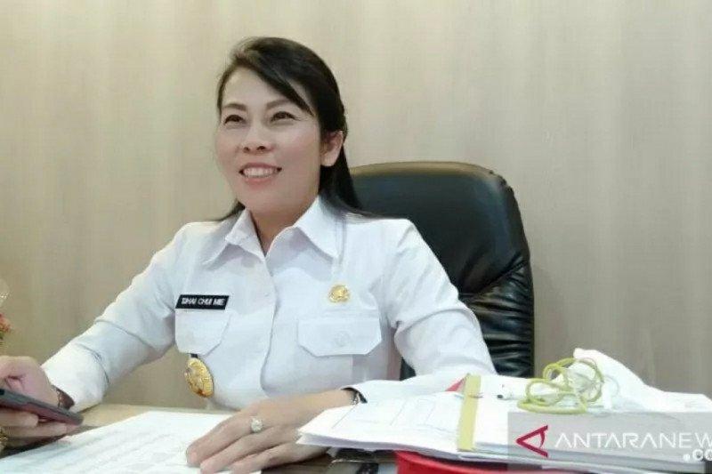 Wali kota positif COVID-19, vaksin merah putih hingga sanksi  protokol