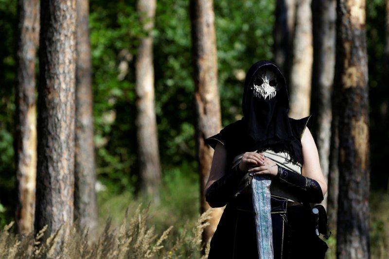 """World of Warcraft"" terwujud nyata  di hutan Ceko"