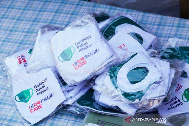 Gerakan Pakai Masker meningkatkan kepercayaan wisatawan kepada Indonesia