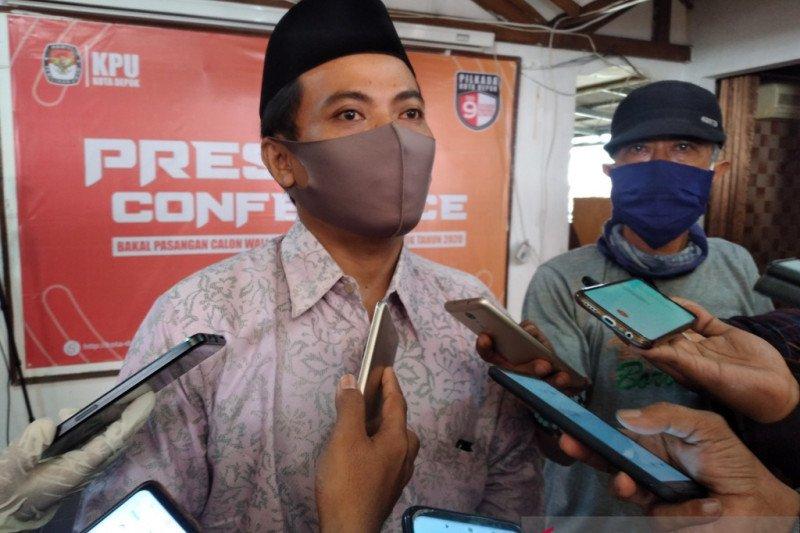KPU Depok nyatakan berkas pendaftaran Idris-Imam sudah lengkap