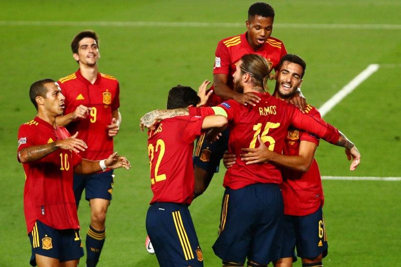 Hasil pertandingan Liga Negara UEFA 6-7 September
