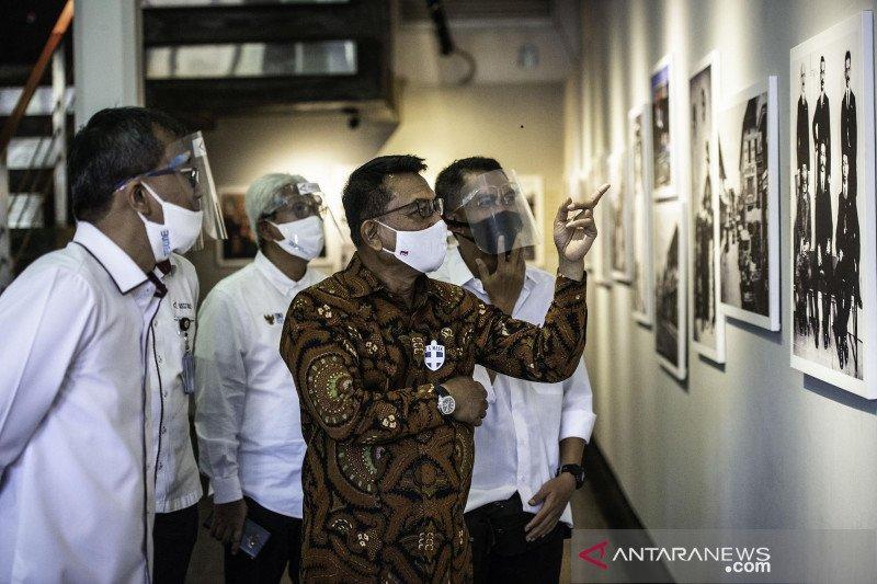 LKBN ANTARA gelar pameran foto tahun 1900-1942 refleksi Indonesia Bergerak