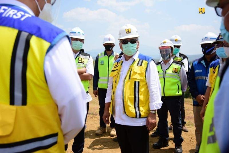 Menteri PUPR: Pembebasan lahan teratasi, tol Cisumdawu rampung di akhir 2021