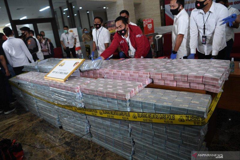 Bareskrim tangkap sindikat internasional penipuan pembelian ventilator