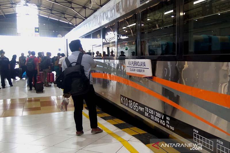 Okupansi rendah, KAI kembali batalkan sejumlah perjalanan kereta api