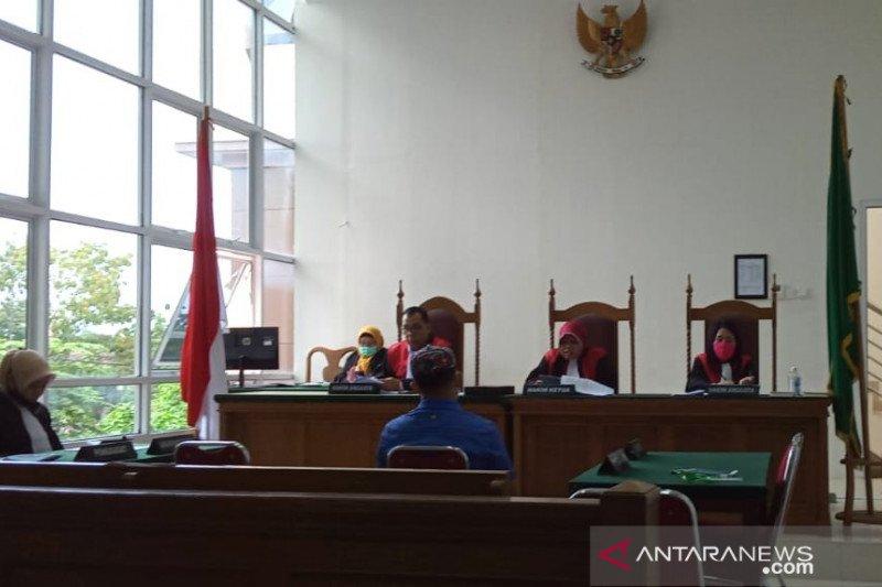 Wabup Sijunjung, Arrival Boy divonis tiga bulan penjara kasus perusakan Kantor DPD Golkar