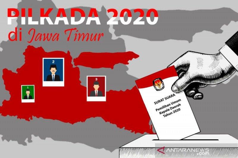 Pemilihan kepala daerah  di tengah kepungan virus corona