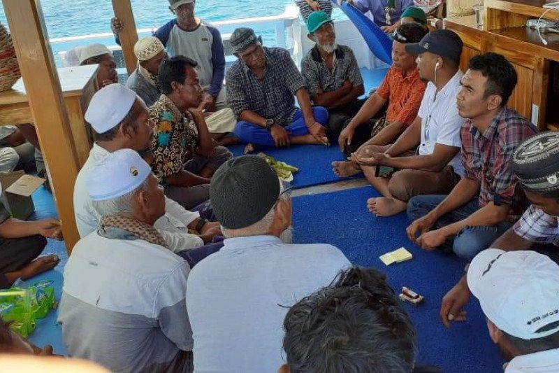 DKP sosialisasi budidaya lobster bagi nelayan Manggarai Barat