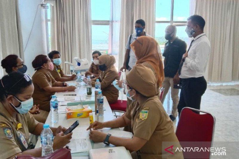 Bawaslu Papua sebut enam bakal calon positif terpapar COVID-19