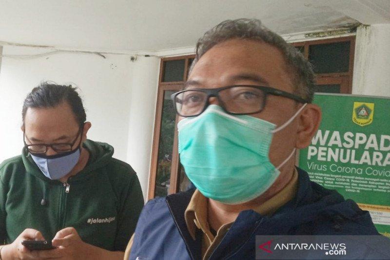 416 desa di Kabupaten Bogor akan produksi 12 juta masker