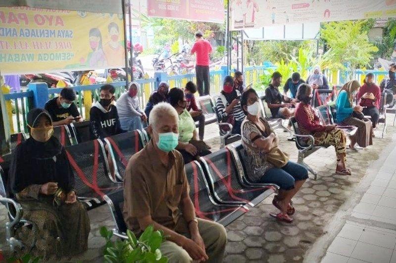 Puskesmas di Kotim tingkatkan protokol pelayanan kesehatan di tengah pandemi COVID-19