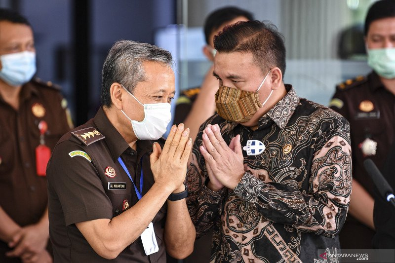 KPK tidak ambil alih kasus Pinangki, sepanjang Kejagung profesional