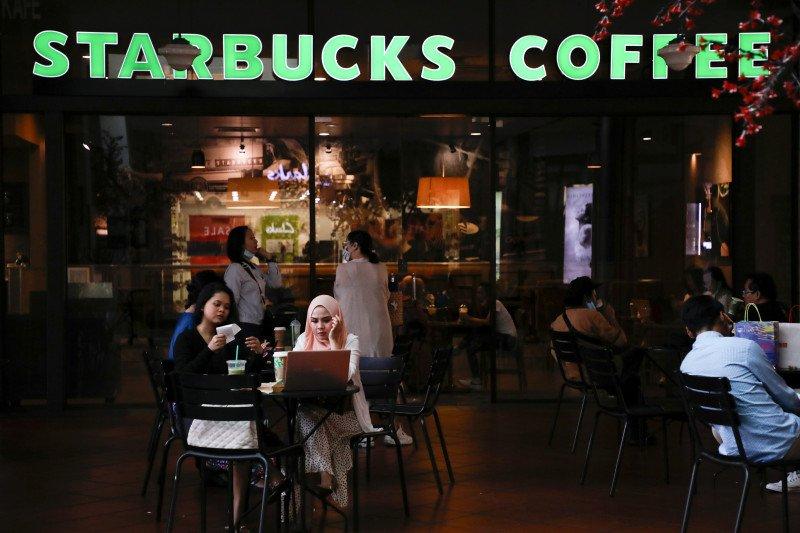 Starbucks hadirkan menu vegetarian di Asia