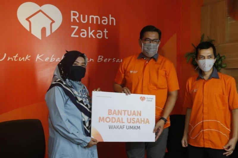 Rumah Zakat target bantu 50.000 UMKM melalui dana wakaf