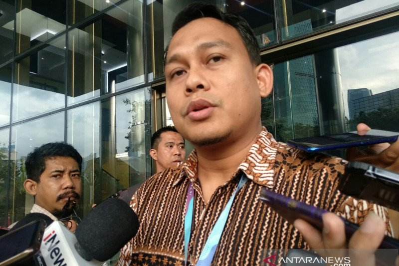KPK panggil tujuh saksi kasus pengadaan tanah RTH Pemkot Bandung