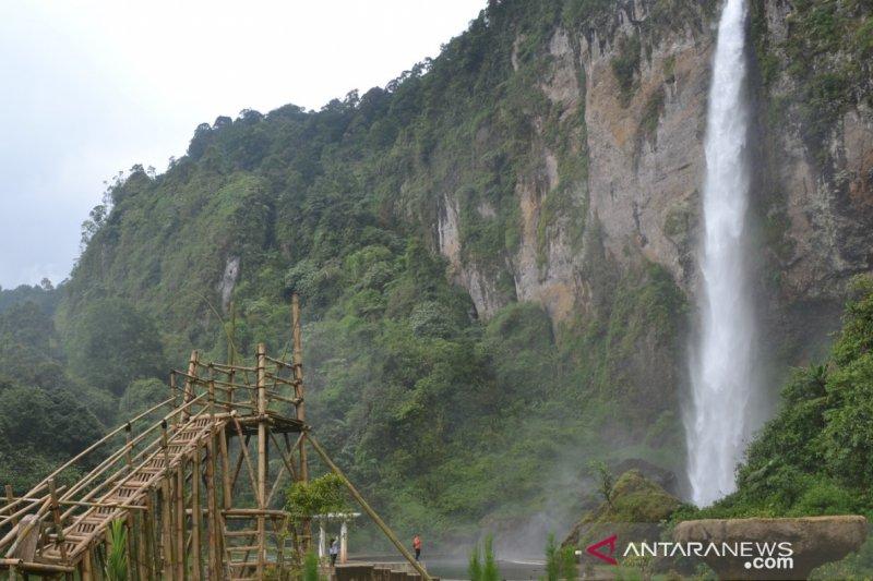 Pemkab Cianjur kembangkan destinasi wisata air terjun