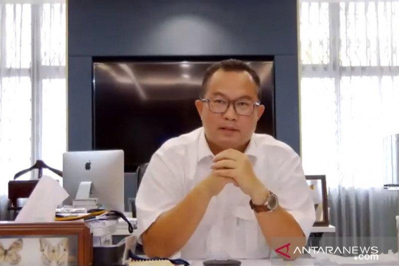 Rektor IPB University Prof Arif Satria  terkonfirmasi positif COVID-19