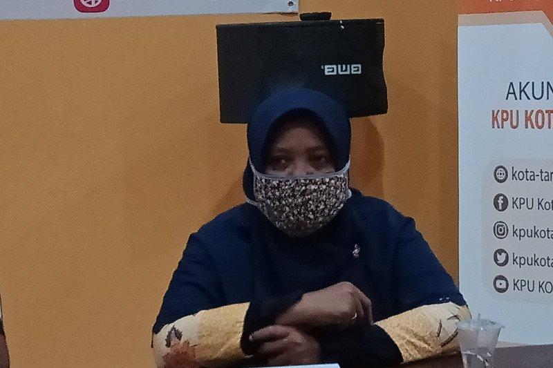 KPU Kota Tarakan lakukan penyandingan data pemilih antar kecamatan