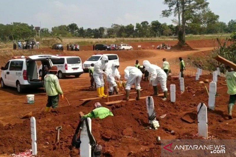 Anies: perkembangan COVID-19 di Jakarta mengkhawatirkan