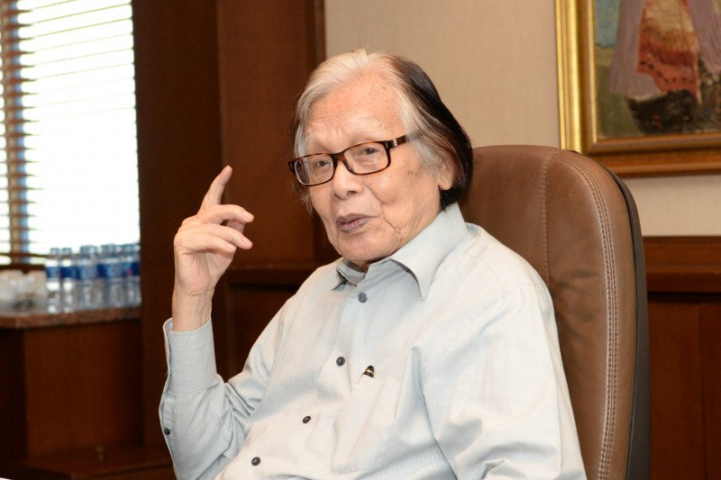 (Obituari)  Jacob Oetama, maestro jurnalistik Indonesia itu pergi