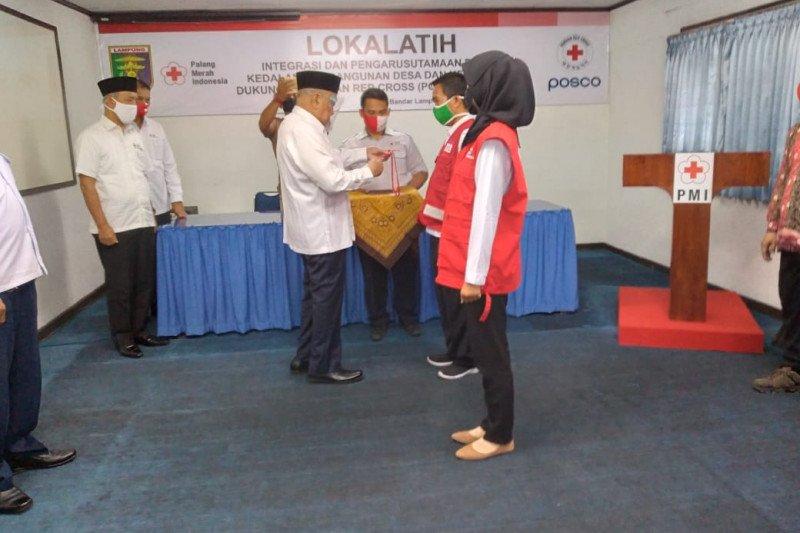 "PMI gelar ""lokalatih"" pengurangan risiko bencana bagi aparatur desa"
