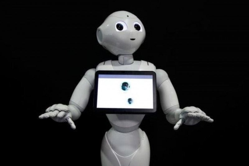 Riset : Pandemi COVID-19 mempercepat perubahan tenaga manusia ke robot