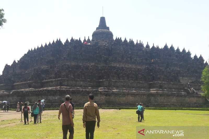 Satuan tugas kaji permintaan penambahan kuota pengunjung Borobudur
