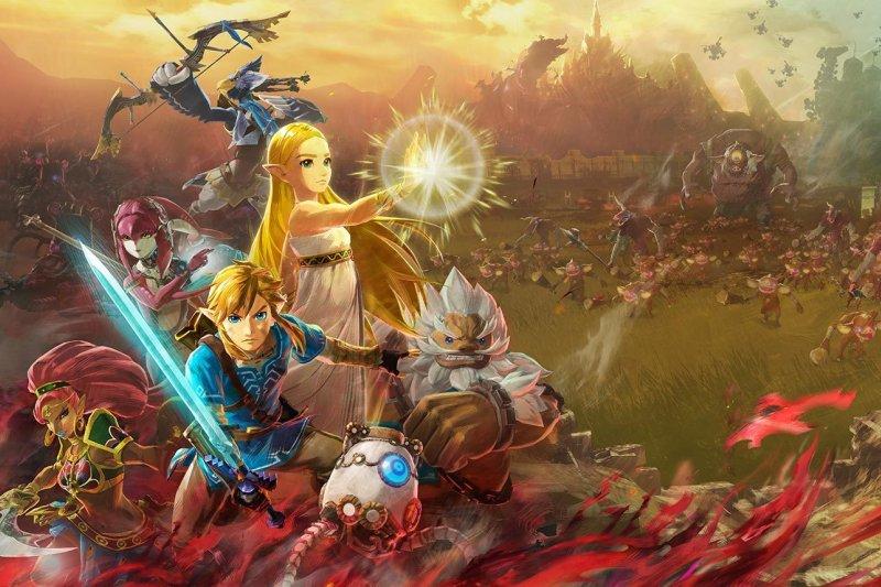 Game Hyrule Warriors Age Of Calamity Hadir Di Nintendo Switch 2020 Antara News