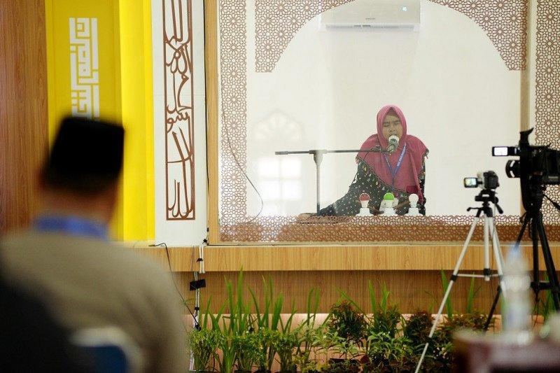 Biro Kesra Sultra tidak melarang penggunaan cadar peserta MTQ