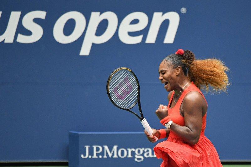 Petenis Serena lolos kamdaskan Pironkova