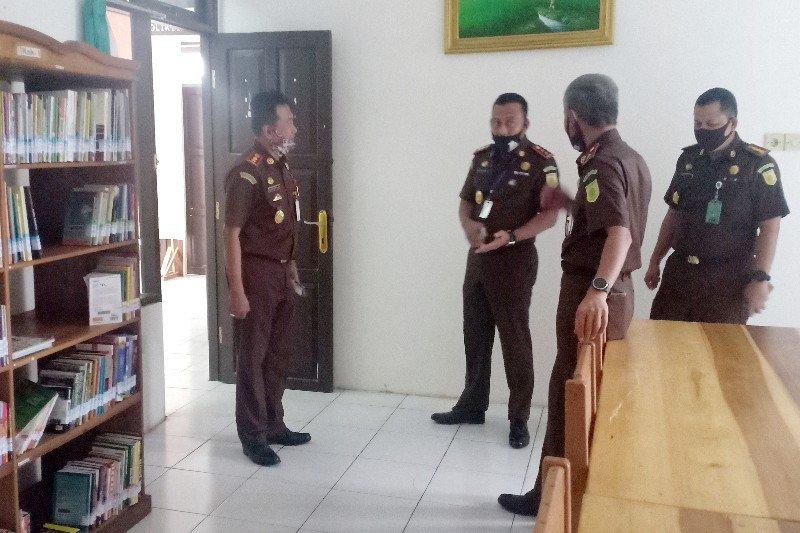 Kepala Kejaksaan Tinggi Kalimantan Tengah datangi Sukamara