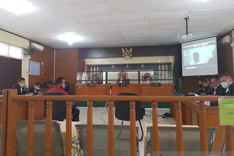 Saksi ahli : pengembalian kerugian negara tak hapus pidana