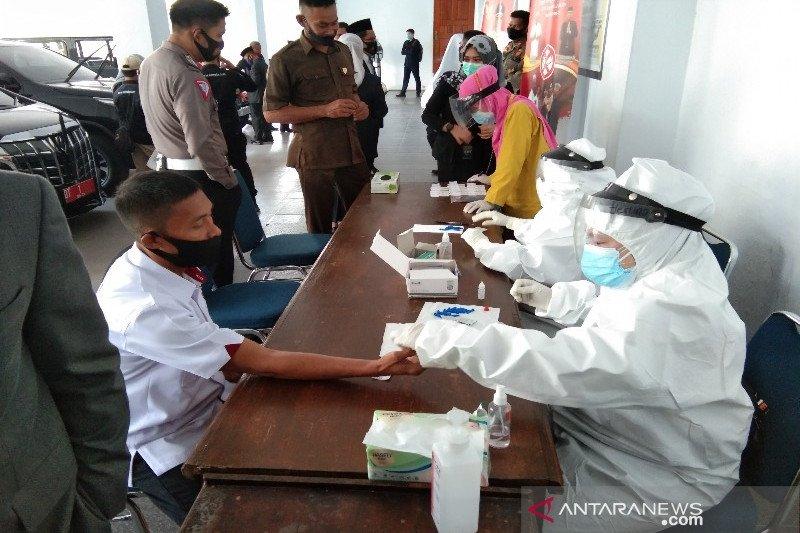 Di Sultra, sebanyak 1.235 pasien COVID-19 dinyatakan sembuh