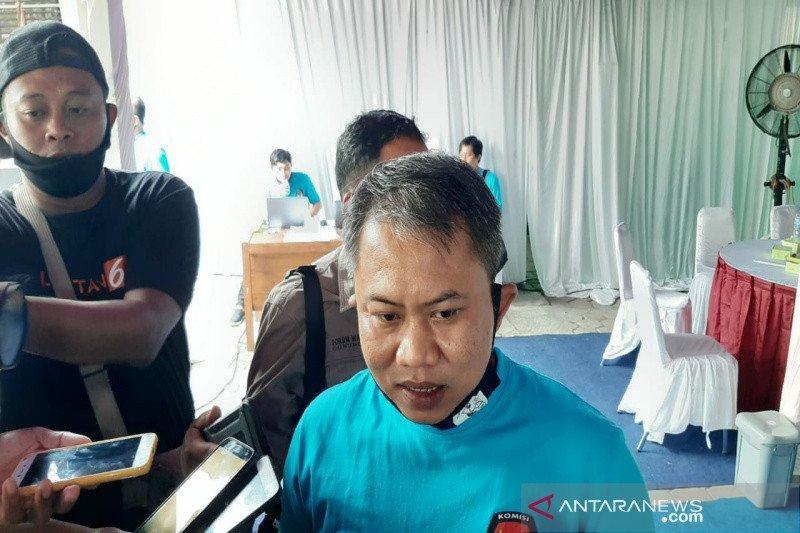 KPU Gunung Kidul membatasi massa kampanye rapat umum maksimal 100 orang