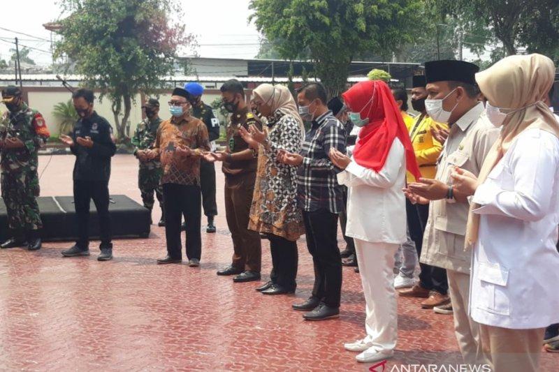 Parpol deklarasi patuh protokol kesehatan setiap tahapan Pilkada Karawang
