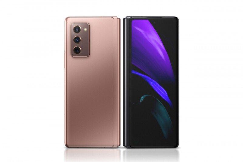 Engsel di ponsel lipat Samsung akan dipercantik