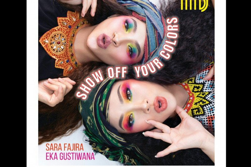 "Titi DJ merilis lagu baru ""Show Off Your Colors"""