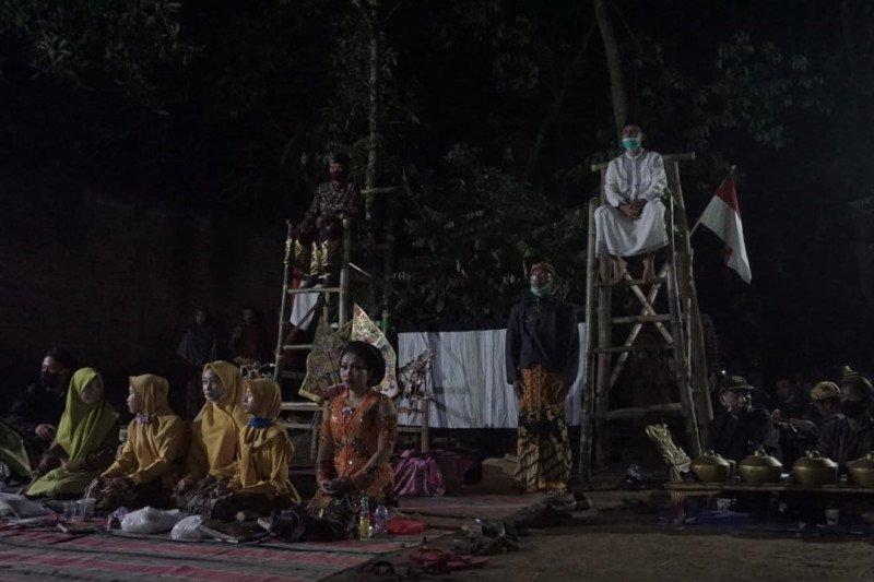 Festival Lima Gunung gelar ritual sakral tanpa tontonan saat pandemi