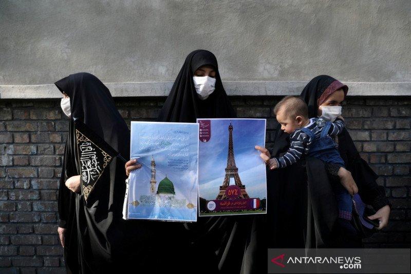 Mendag: Prancis tidak berencana boikot balik produk Turki