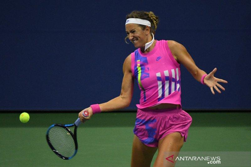 Azarenka maju ke final US Open setelah singkirkan Serena Williams