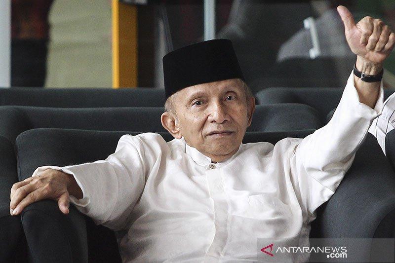 Amien Rais berencana dirikan partai politik baru